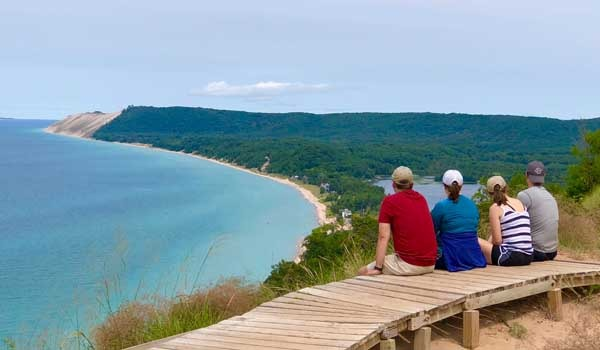 sleeping bear dunes tour bay life getaways