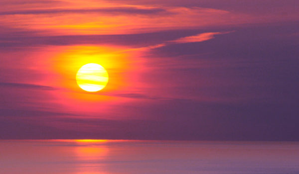 Sleeping Bear Dunes Lake Michigan Sunset Bay Life Gataways